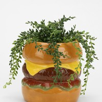 Hamburger Planter - Urban Outfitters