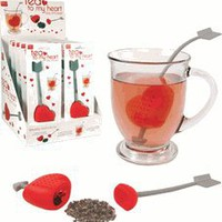 Tea to My Heart Infuser by DCI