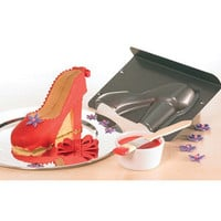 High Heel Cake Mould - Anvil Home
