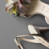 Agave Peep-Toes in the SHOP Shoes at BHLDN