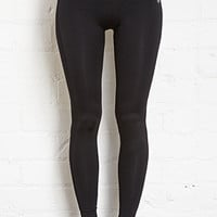 High-Waisted Seamless Yoga Leggings