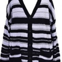 Striped Sweater - 29 N Under