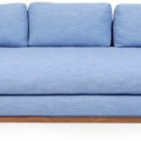 One Kings Lane - Lawson-Fenning - Lawson-Fenning Curved Back Sofa
