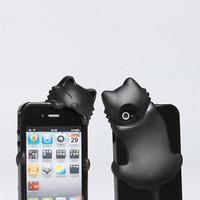 Cara Couture 'Peeking Cat' iPhone 4 & 4S Case