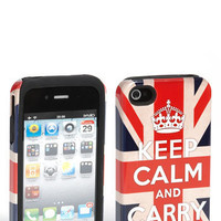 Case-Mate &#x27;Union Jack&#x27; iPhone 4 &amp; 4S Case