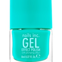 nails inc. Soho Place gel effect