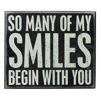 Smiles Plaque