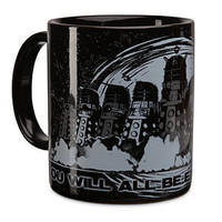 ThinkGeek :: Dalek Mug