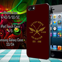 harry potter gryffindor quidditch team captain Samsung Galaxy S3/ S4 case, iPhone 4/4S / 5/ 5s/ 5c case, iPod Touch 4 / 5 case