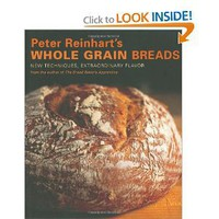 Amazon.com: Peter Reinhart's Whole Grain Breads: New Techniques, Extraordinary Flavor (9781580087599): Peter Reinhart, Ron Manville: Books