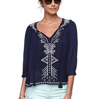 Kirra Peasant Top at PacSun.com