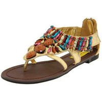 Fahrenheit Women's Dora-02 Sandal - designer shoes, handbags, jewelry, watches, and fashion accessories | endless.com