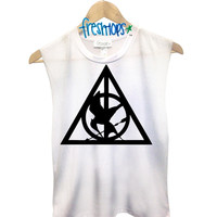 The Potter Games Muscle Tank