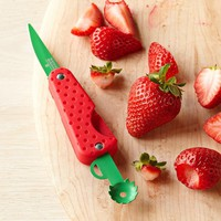Kuhn Rikon Strawberry Knife Colori