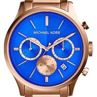 Michael Kors 'Bailey' Chronograph Bracelet Watch, 44mm | Nordstrom