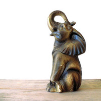Vintage Elephant Figurine