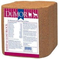 DuMOR® Sheep & Goat Block, 33.3 lbs. - Tractor Supply Co.