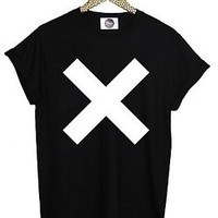 THE XX T SHIRT TEE TOP MENS WOMENS JESUS RELIGION MUSIC BAND RETRO HIPSTER DOPE