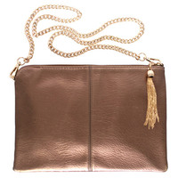 Bronzed Beauty Clutch Bag