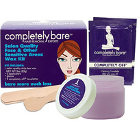 Salon Quality Face & Other Sensitive Areas Wax Kit