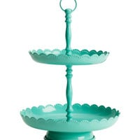 Two-tier Cake Stand