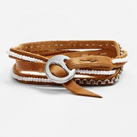 Me to We Artisans Tatu Three-Wrap Bracelet (Juniors)