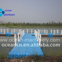Beautiful Floating Dock - Buy Dock,Dock,Floating Pontoon Product on Alibaba.com