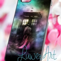 Tardis nebula space - iPhone 4/4s/5 Case - Samsung Galaxy S2/S3/S4 Case - Blackberry Z10 Case - Ipod 4/5 Case - Black or White