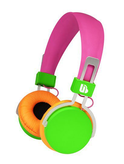 Neon Over Ear Headphones - New Arrivals
