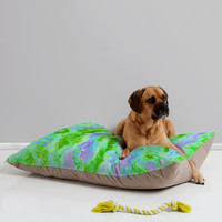 Lisa Argyropoulos Marbled Spring Pet Bed