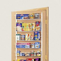 Door Storage Rack @ Harriet Carter