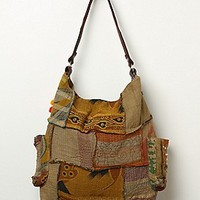 Free People Womens Vintage Kanta Bag - Bright Multi, One