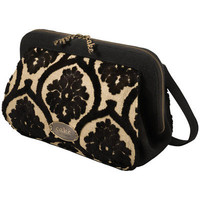 Petunia Pickle Bottom Cake Cameo Clutch Black Walnut Cake