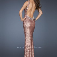 La Femme 18742 at Prom Dress Shop