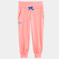 Under Armour Girls' UA Tri-Blend Capri