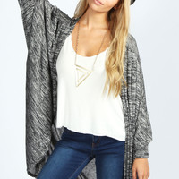 Bella Knitted Oversized Batwing Cardigan
