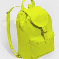 Baggu Neon Backpack | Shop Backpacks & Purses Now | fredflare.com