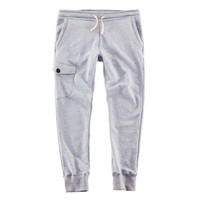 Comfy mens Jogger Pant elasticated cuff hems Gray - $65.80 : Notlie handbags, Original design messenger bags and backpack etc