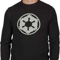 Star Wars Empire Logo Thermal Shirt