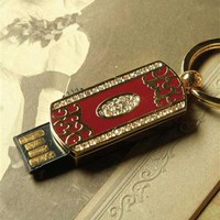 JEWELED FLASH DRIVE