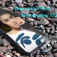 sasha grey _ iphone case and samsung case design by : rondoroyal