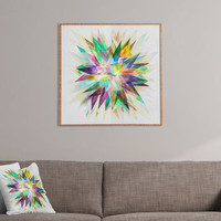 Mareike Boehmer Colorful 6 Y Framed Wall Art