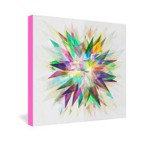 Mareike Boehmer Colorful 6 Y Gallery Wrapped Canvas