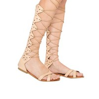 Chloe Gladiator Sandals