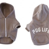 Private Party Pug Life Dog Sweatshirt PRE-ORDER