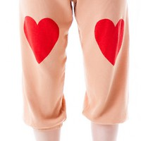 Lover Cropped Morning Sweats
