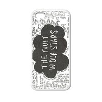 Custom The Fault In Our Stars Back Cover Case for iPhone 5C OA-914