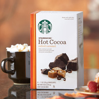 Starbucks® Salted Caramel Hot Cocoa Mix