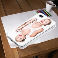 Miley Cyrus Hot Case cover iPhone 4/4s, iPhone 5/5s/5c, Samsung S3,S4,S2, iPod 4, iPod 5 Case