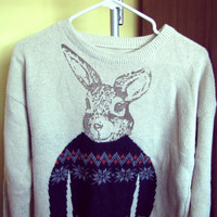 ugly bunny sweaters
